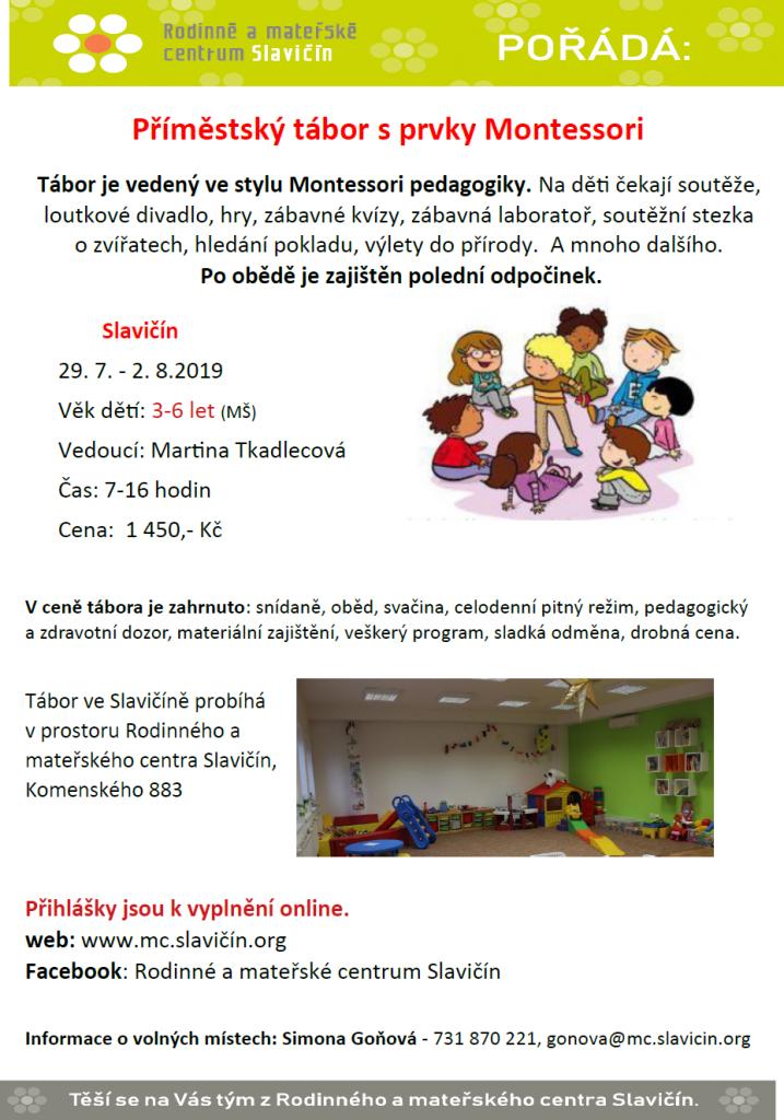 Montessori 2019 tábor 2019